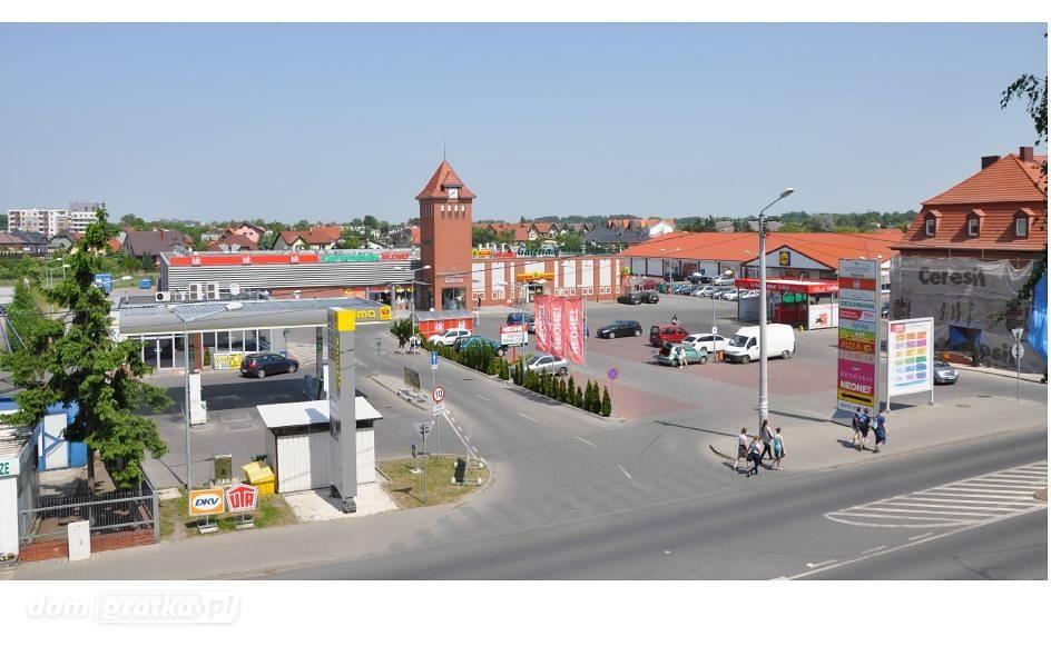 GAS STATION LOTOS ŚRODA WIELKOPOLSKA