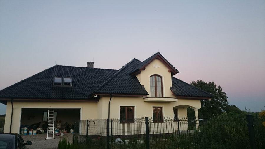 SINGLE-FAMILY HOUSE IN ROBAKOWO