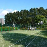 Modernization of a multifunctional sports field in the Park os. Przyjaźni in Poznan