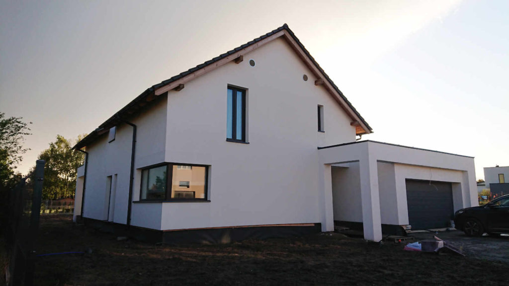 Single family house in Poznan-Naramowice