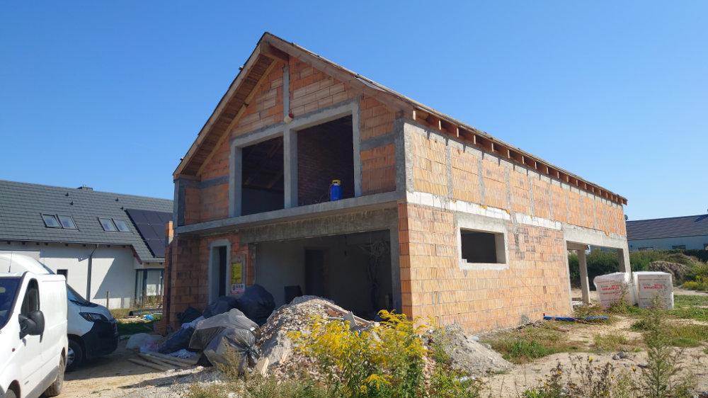 Budynek jednorodzinny w Gruszczynie