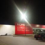 Budynek handlowo-ekspozycyjny w Swadzimiu